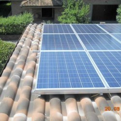 Bonifica amianto e installazione pannelli fotovoltaici a Castelfranco Emilia - MO